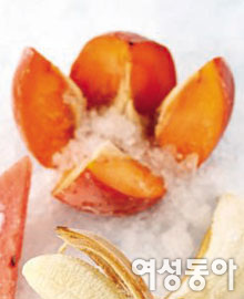 홍시아이스크림